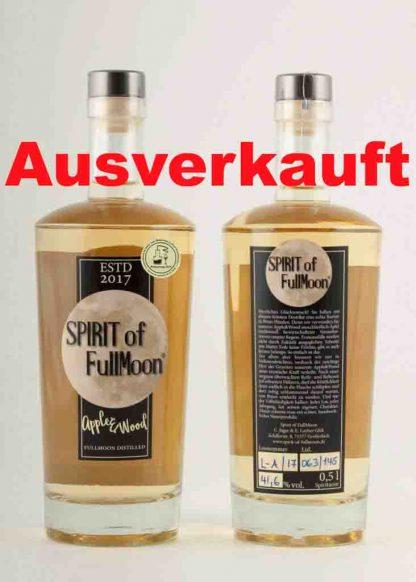 Spirit of FullMoon, Edgar Layher, Christoph Jäger, Chris & Eddy, Schnaps, Obstbrand, Spirituose, Whisky